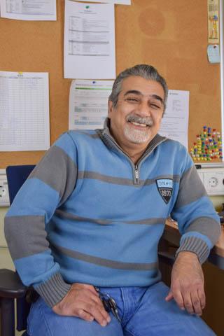Herr Rahim-Aghaee