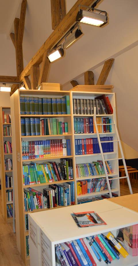 Bibliothek Altbau