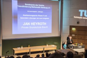 Mathematik-Olympiade: Sonderpreis für Brecht-Grundschüler