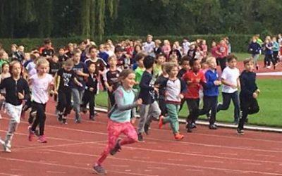 Das Sportfest unserer Grundschule