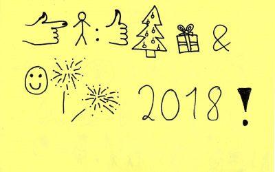 Frohe Weihnachten vom Sprachen-Exku!