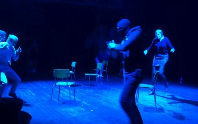 Die S1 macht Theater