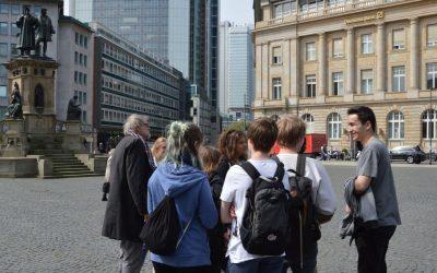 Philosophie Profil (S2) unseres Gymnasiums in Frankfurt/Main