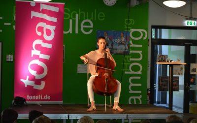 Tonali bei Brecht 2018