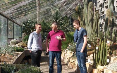 Besuch des Tropenhauses in Planten un Blomen (Naturwissenschaftliches Profil S2)