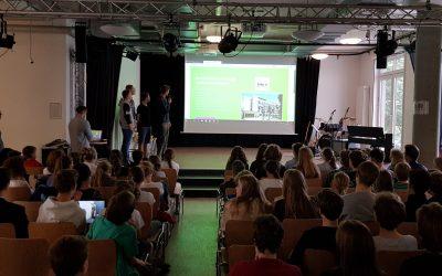 Präsentationen Exzellenz- und Enrichment-Kurse
