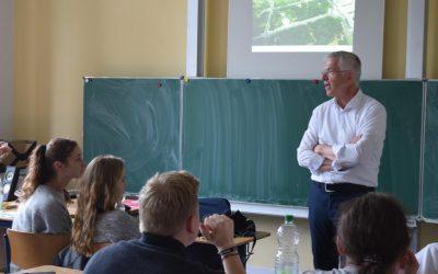 Diskutieren mit Prof. Dr. Straubhaar