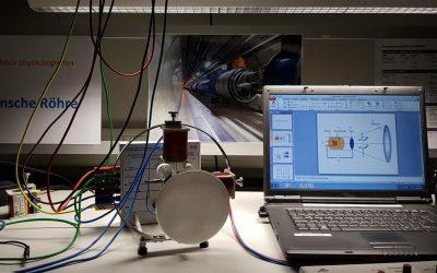 Physikkurs S3 – Ein erfolgreicher und interessanter Tag im Schülerlabor bei DESY