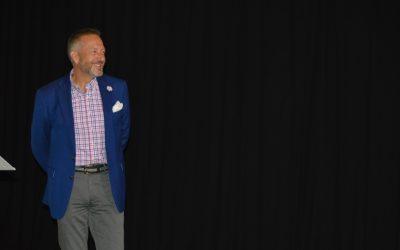 b. trifft: Pit Kraus vom Cleff, Geschäftsführer des Rowohlt-Verlages