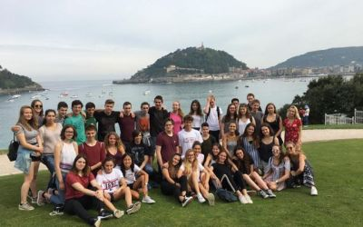 Spanien- Austauschschüler aus San Sebastián wieder gut gelandet!