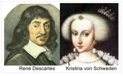 Welttag der Philosophie. Profilkurse besuchten Descartes und seine Freundin