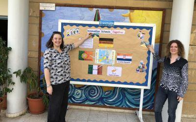 Erasmus Plus – Besuch der Partnerschule auf Zypern