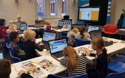 Suchen & Finden im Internet – Internet-ABC mit der 3a