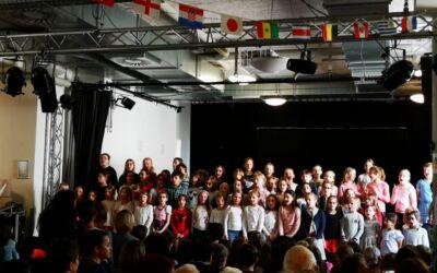 Frühlingskonzert der Grundschule