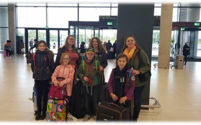 Erstmalig Brecht-Grundschüler unterwegs in Europa!