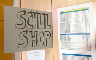Szene Hamburg Beitrag: Shopping in der Schule