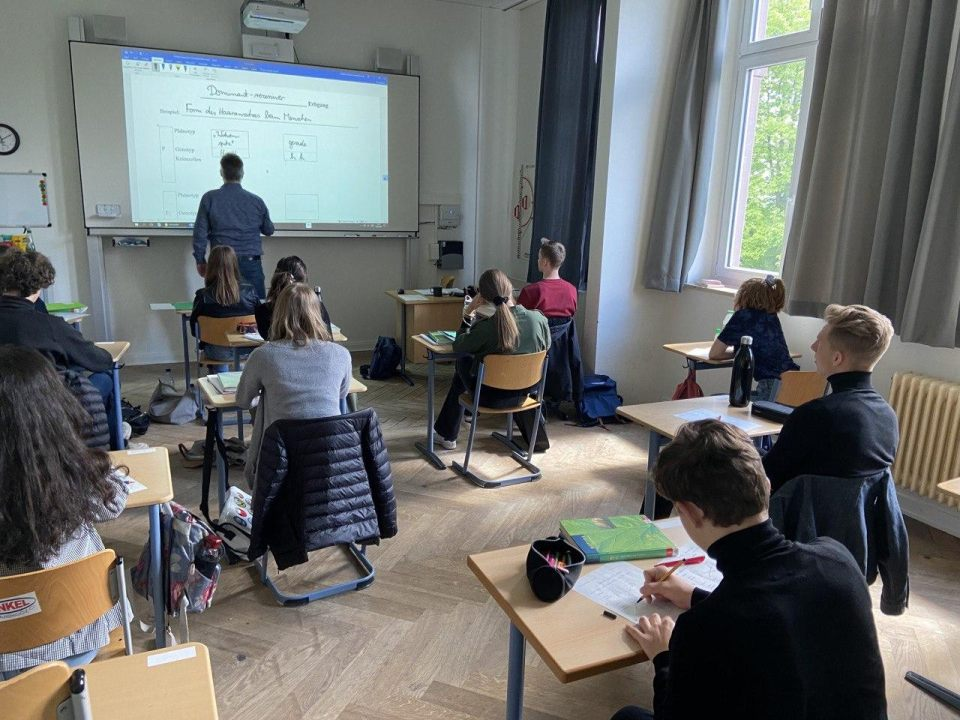 Präsenzunterricht in der Schule unter Corona-Bedingungen
