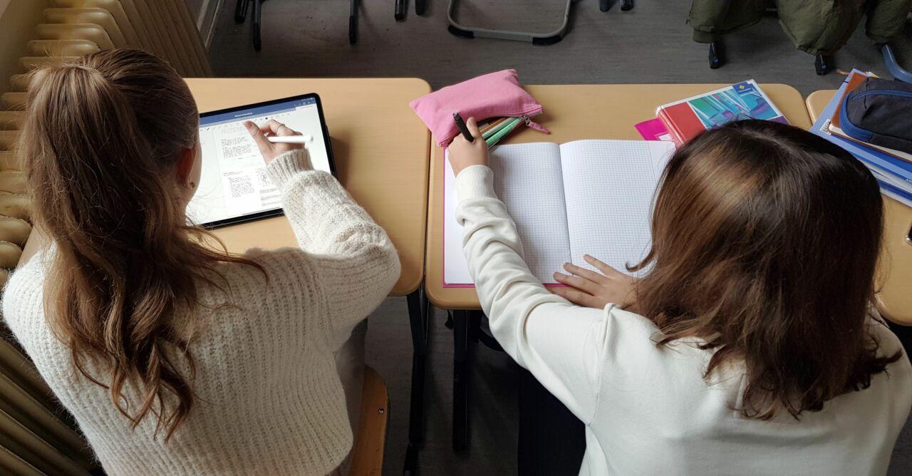 Schule 2.0 – Papierlos durch die Oberstufe