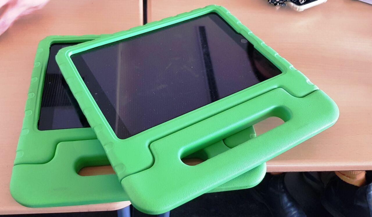 """Weiterbildung im Bereich """"Einsatz digitaler Medien"""" - iPad Schulung in der Grundschule"""