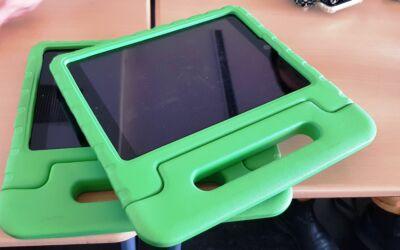 """Weiterbildung im Bereich """"Einsatz digitaler Medien"""" – iPad Schulung in der Grundschule"""