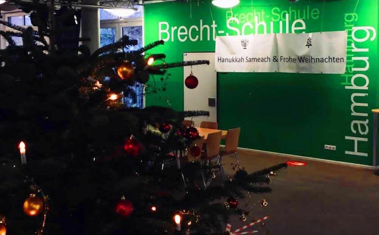 Adventszeit bei Brecht