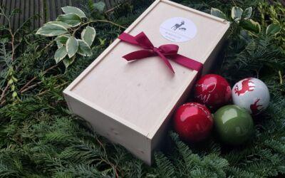Weihnachtsfeier aus der Box