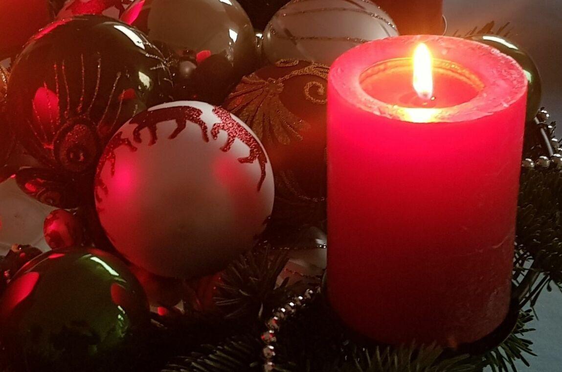 Weihnachten 2020 - Ein Gedicht von Greta