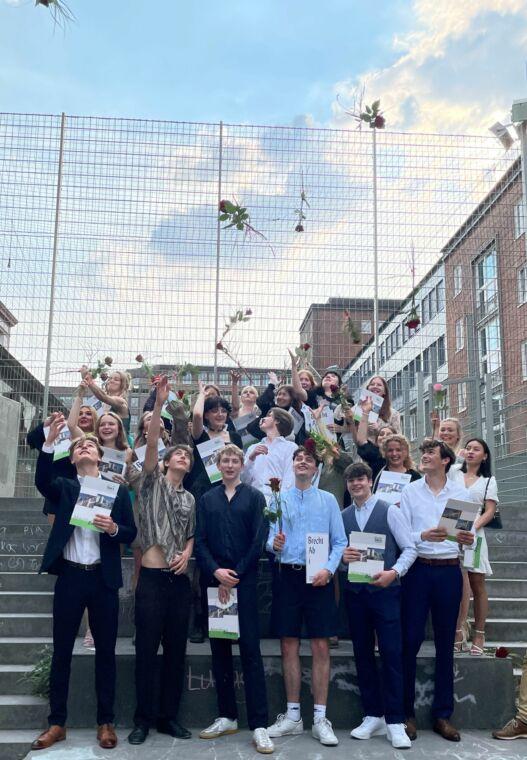 Abschlussfeiern 2021 - Fantastische Ergebnisse unserer Abiturient*innen!