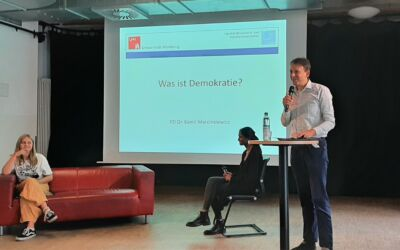 Was ist Demokratie – Podiumsveranstaltung