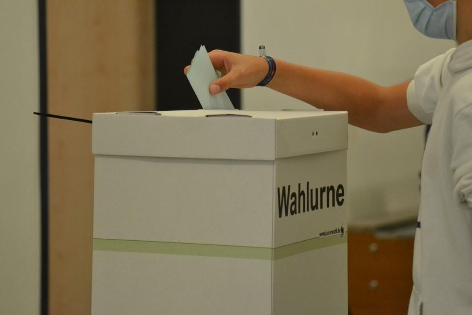 Bundestagswahlen und Juniorwahlen bei Brecht